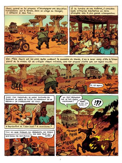 Page 3 Le landais volant tome 4