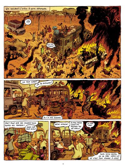 Page 4 Le landais volant tome 4