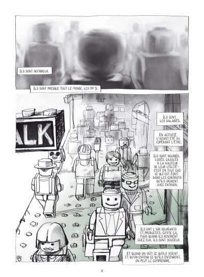 Page 4 La survie de l'espèce