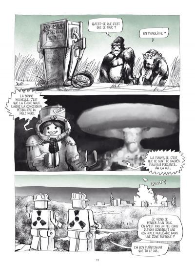 Page 6 La survie de l'espèce