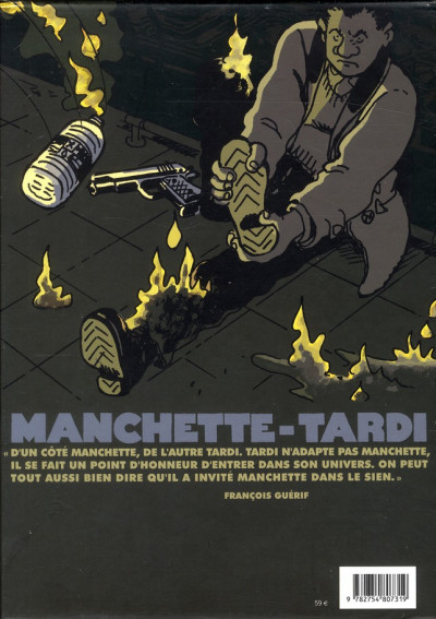 Dos Tardi/Manchette ; coffret
