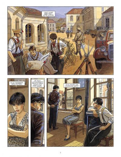 Page 3 Mattéo tome 4