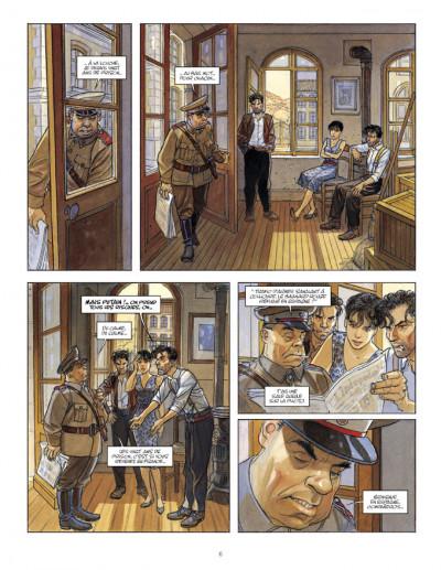 Page 4 Mattéo tome 4