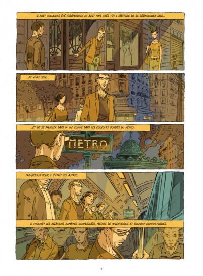 Page 1 l'homme qui n'existait pas