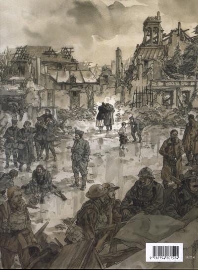 Dos notre Mère la guerre tome 4 - requiem