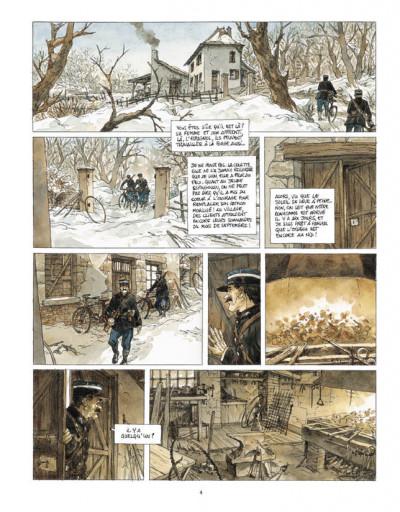 Page 2 notre Mère la guerre tome 4 - requiem