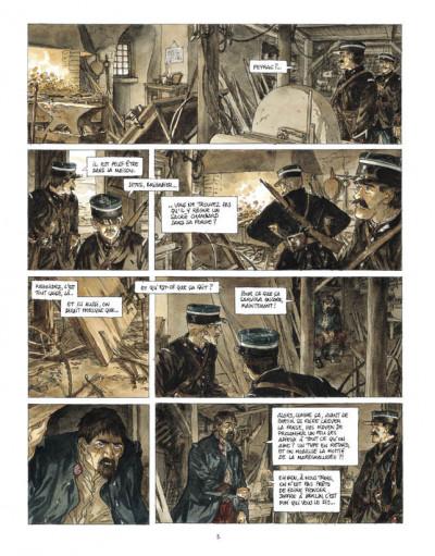 Page 3 notre Mère la guerre tome 4 - requiem