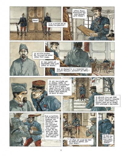 Page 4 notre Mère la guerre tome 4 - requiem