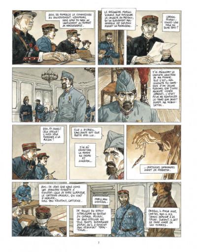 Page 5 notre Mère la guerre tome 4 - requiem