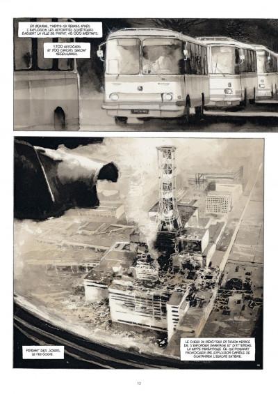 Page 0 Un printemps à Tchernobyl