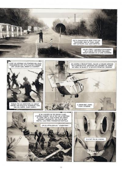Page 1 Un printemps à Tchernobyl