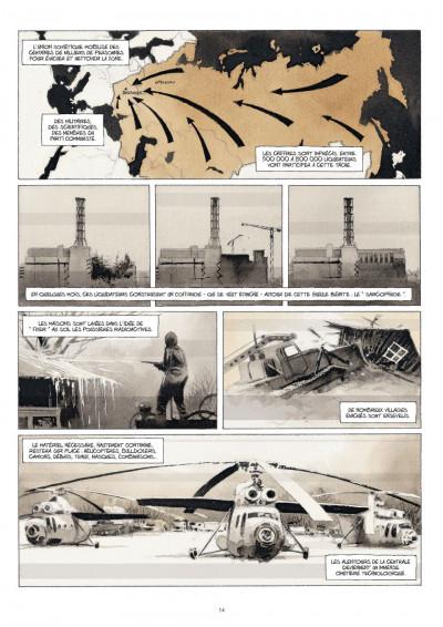 Page 2 Un printemps à Tchernobyl
