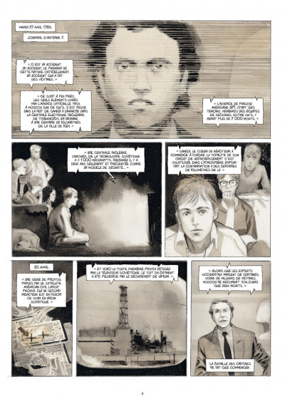 Page 6 Un printemps à Tchernobyl