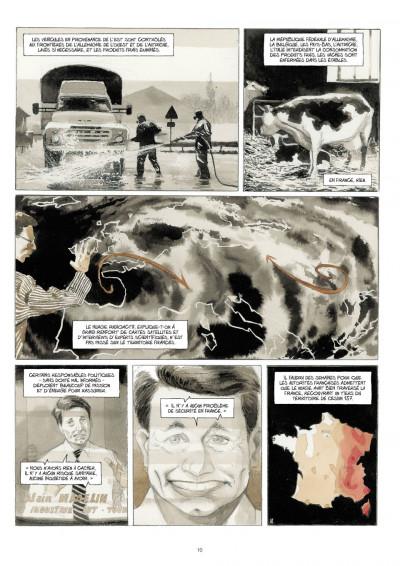 Page 8 Un printemps à Tchernobyl