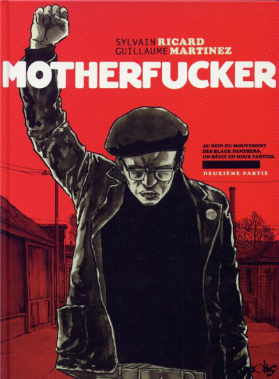 Couverture motherfucker tome 2