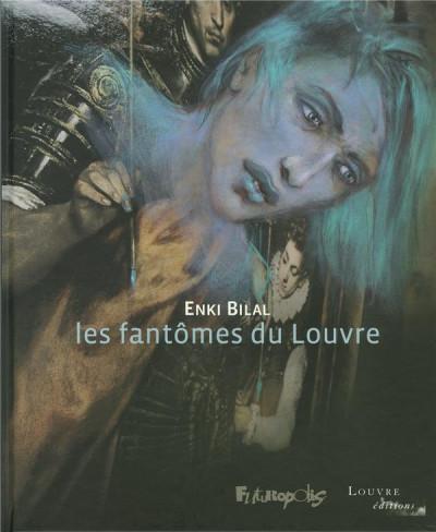 image de les fantômes du Louvre