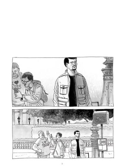 Page 1 Le chien qui louche