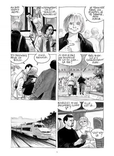 Page 3 Le chien qui louche