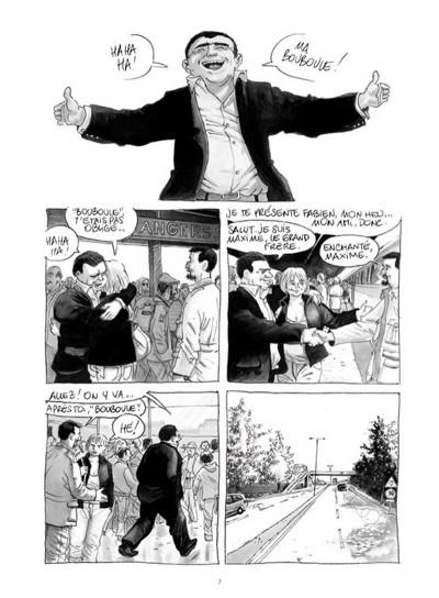 Page 5 Le chien qui louche