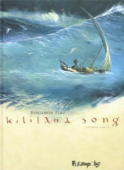 Couverture Kililana song tome 2