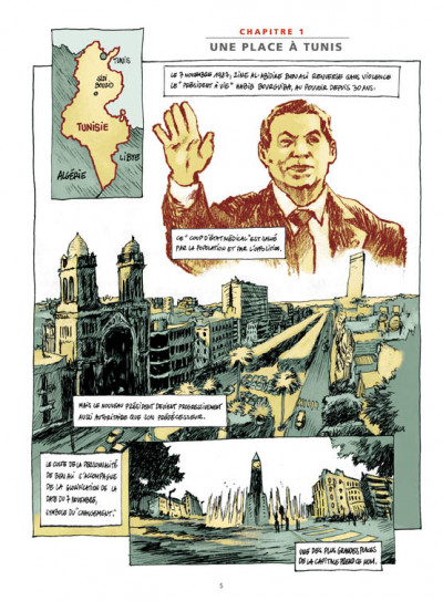 Page 1 le printemps des arabes