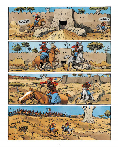 Page 1 La colonne tome 2