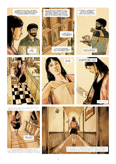 Page 4 Une vie tome 1