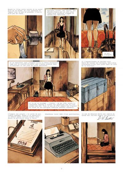 Page 5 Une vie tome 1