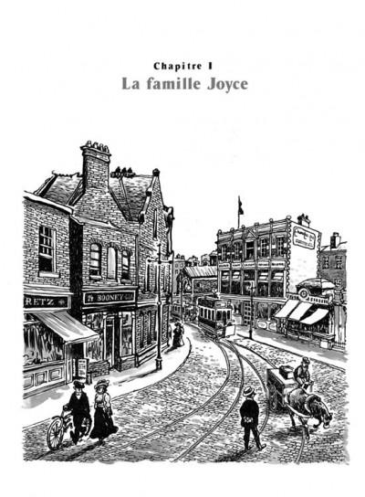 Page 1 James Joyce ; l'homme de Dublin