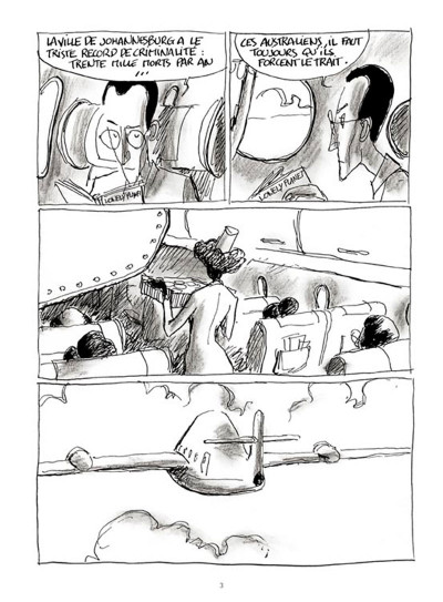 Page 1 bienvenue à Jobourg !
