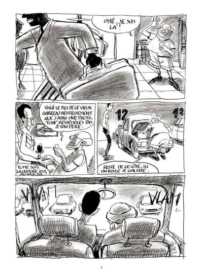 Page 4 bienvenue à Jobourg !