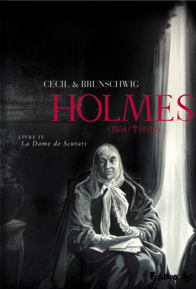 image de Holmes (1854-1891?) tome 4 - la dame de Scutari