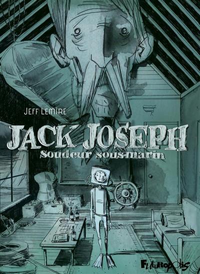 Couverture Jack Joseph, soudeur sous-marin