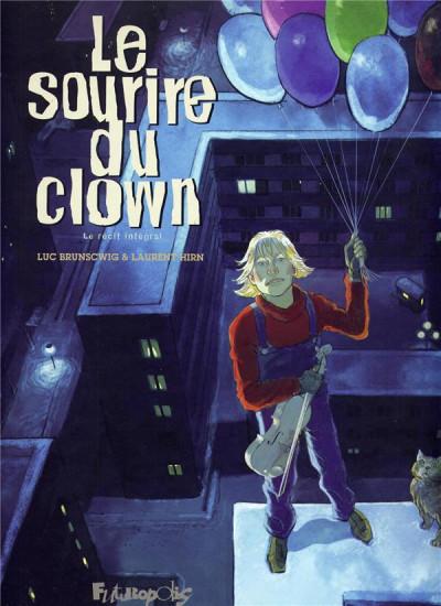 image de le sourire du clown ; intégrale