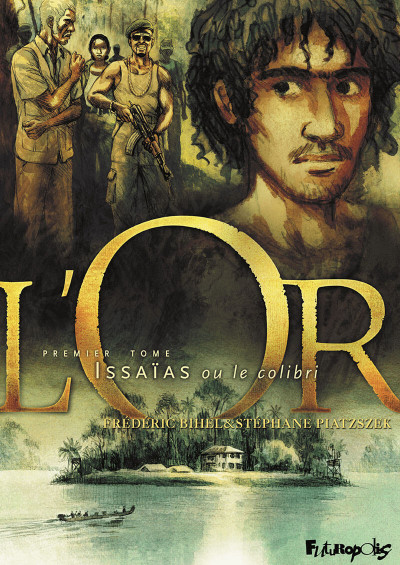 Couverture L'or tome 1