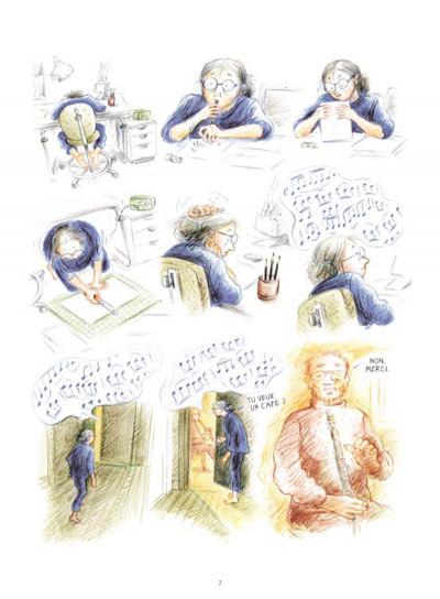 Page 3 Lâcher prise