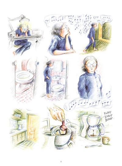 Page 4 Lâcher prise