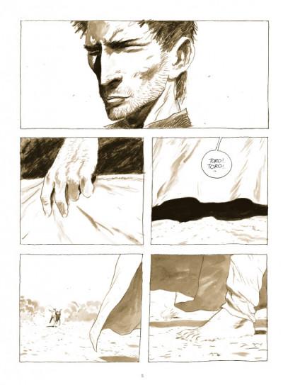 Page 1 Mauvais garçons - intégrale