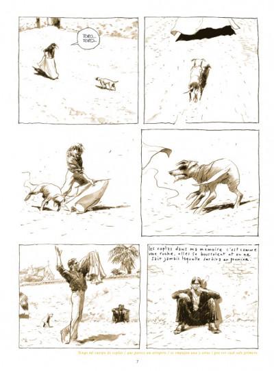 Page 3 Mauvais garçons - intégrale