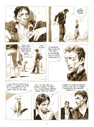 Page 4 Mauvais garçons - intégrale