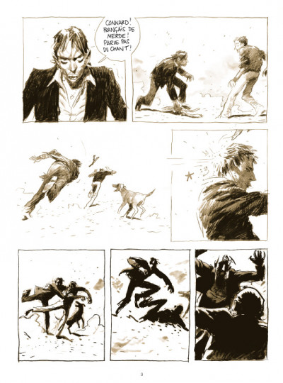 Page 5 Mauvais garçons - intégrale