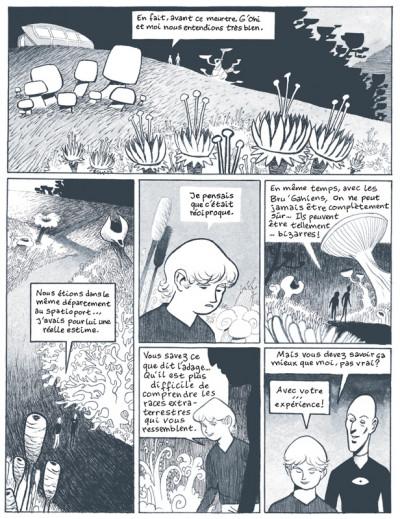 Page 3 les derniers jours d'un immortel