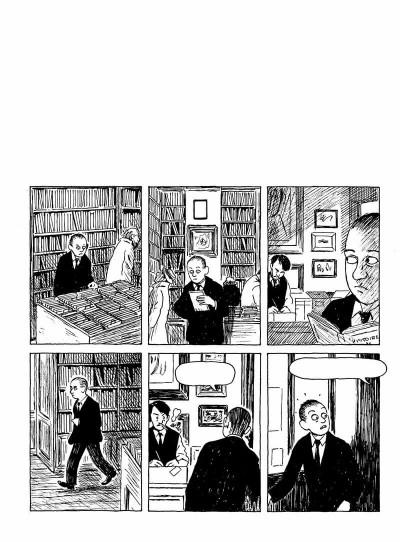 Page 3 Le voleur de livres