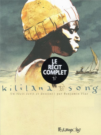Couverture Kililana song tome 1 et tome 2