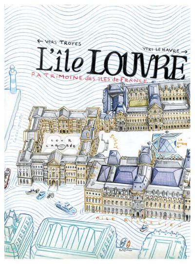 Page 2 L'île Louvre