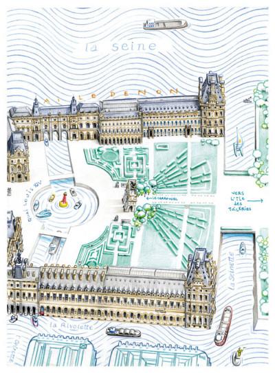Page 3 L'île Louvre