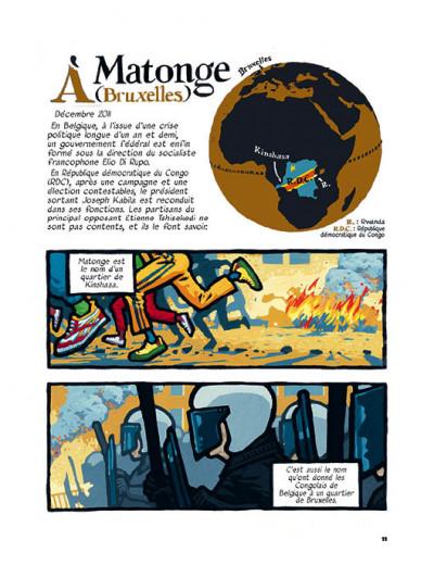 Page 1 La revue dessinée tome 1