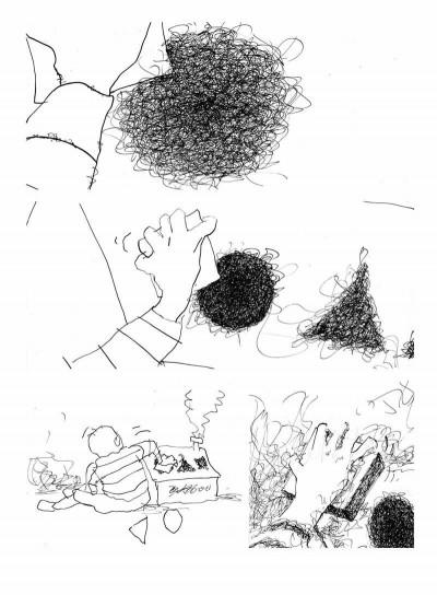 Page 5 C'est pas toi le monde !