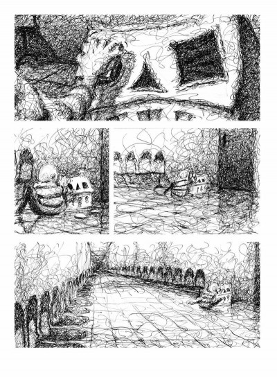 Page 6 C'est pas toi le monde !