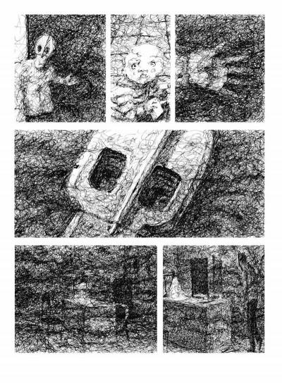 Page 8 C'est pas toi le monde !